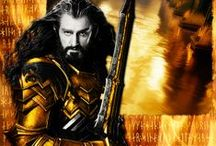 Personagem / Thorin Escudo de Carvalho / Thorin Escudo de Carvalho, de O Hobbit, J.R.R.TOLKIEN