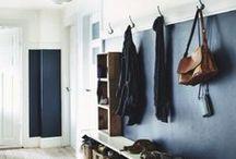 Hallway interior | Hal/ Gang inrichten en decoratie / Hallway interior | Hal/ Gang inrichten en decoratie - woonblog stijlvolstyling.com