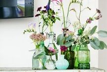 Interior & flowers | Interieur & Bloemen / Interior & flowers | Interieur & Bloemen - Woonblog StijlvolStyling.com