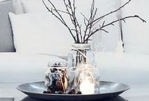 Winter interior | Winter interieur / Winter interior | Winter interieur decoratie en inrichting - Woonblog StijlvolStyling.com