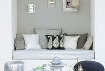 Recess in the wall | Nis in de muur /  Recess in the wall | Nis in de muur inspiratie - Woonblog StijlvolStyling.com