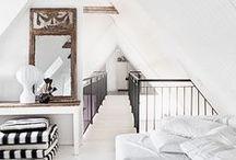 Loft | Zolder interieur