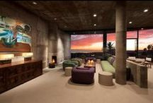 CELEBRITY HOMES / Celebrity Homes pinned by Darrin Cohen Design.  http://www.darrincohen.com