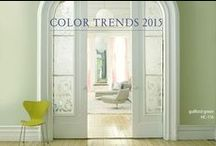 COLOR TRENDS / Color of the Year + Color Trends