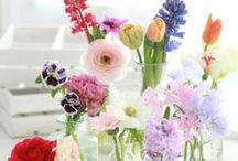 Spring time | Lente decoratie / Spring time | Lente decoratie - Woonblog StijlvolStyling.com