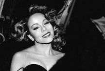 Mariah Carey / My all time favourite Singer.