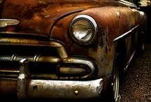old machines soul machines / maszyny z duszą