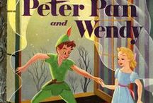Peter Pan 1953 / Disney animation Backgrounds, illustrations and concept art
