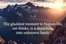 Travelling ✈️