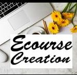 Ecourse Creation / Issues discussed include how to: create and sell online courses, make money with online training courses, create your own online course(s), develop online training courses, sell online courses from your own website, come up with ecourse ideas, create an email course, create an ecourse in only one day; and the best courses to earn money, best online course platforms, ecourse template, ecourse software, etc.