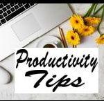 Productivity Tips / Best productivity tips, productivity tips for entrepreneurs, personal productivity tips, productivity tips for freelancers, productivity tips for online biz owners, how to beat procrastination, how to stop procrastinating, how to set goals, productivity tips lifehacker, etc.
