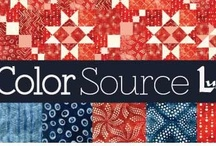 Artisan Batiks - Color Source / ARTISAN BATIKS designed by Debra Lunn & Michael Mrowka for Robert Kaufman Co. Available in stores October 2012.