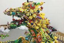 Giocattoli / Riuso creativo di materiale di riciclo per creare giochi e giocattoli   upcycle   recycle   upcycled   recycled