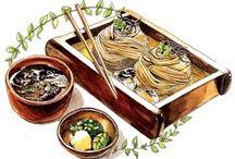 Food Art and Illustration / by Kirsten Henrickson