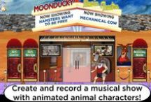 MoonDucky / MoonDucky Music Theatre App Fosters Creativity in Kids!