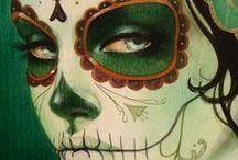 Dia de los muertos / Halloween