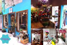 """Vanessa Oz Flores / """"Boutique de Flores"""" da florista Vanessa Oscrovani. Um cantinho especial na Villa San Pietro no bairro do Jardins em São Paulo! Rua Augusta 2542, Lj 03, Villa San Pietro, Jardins, São Paulo."""