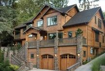 Dream homes / Country, City and Mountain lifestyle. beautiful and cozy.