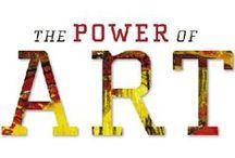 The Power of Art / Inspiring creativity in children through art