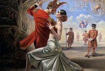Art - Arta / Arta este caracterizata printr-o imperativa urgenta a artistului creator - Albert Einstein   http://www.fluxymedia.com