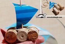 KIDS & IDEAS / by carmen castro