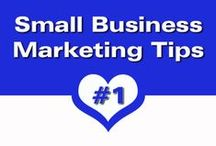 Marketing Tips for Small Business Owners / Struggling with marketing your small business? Here we share tips for helping market and grow your business. #marketing #smallbusiness