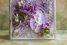 Cardmaking / Beautiful Card Designs to Inspire