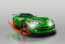 Play Illegal Drive: City On Fire! / Get crazy by driving this awesome sports car!