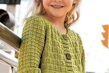 Вязание для детей - Кnitting for children - Gyerekeknek