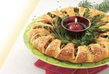 Holiday Entertaining Made Easy / Let Green Giant take the stress out of your holiday planning with the perfect appetizers, sides and main courses sure to please your family and friends!