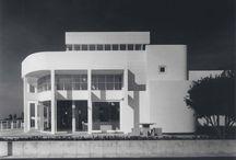 RM 1994 Ackerberg House, Malibu / RICHARD MEIER