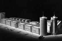 RM 1992 Potsdamer Platz Master Plan Competition, Berlin, Germany / RICHARD MEIER