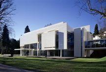 RM 2004 Burda Museum Baden-Baden, Germany 2001 - 2004 / RICHARD MEIER
