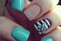 Nails / Nails / by Jessica Lapinson (I Follow Back)