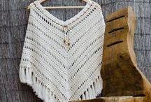 Haken: omslagdoeken - sjaals