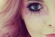 Makeup Inspiration for Photography / make up for photography