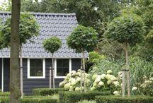 Tuin ideeën landelijke stijl