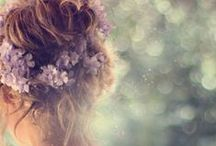 Head pieces and hairstyles for photoshoots / inspiration for photography - hairstyles and head pieces