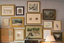 Стены / Все, что помещаем на стены квартиры, дома.