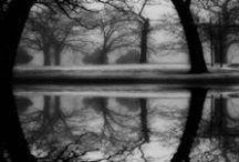 черное - белое / интересные черно-белые фотографии