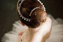 Hairstyles for Ballet Photos / Ideas for ballet buns and other hairstyles for ballet audition photos.