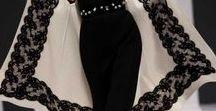 Black & White / biela a čierna kombinácie oblečenia
