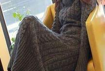 Вязание - платье, туники