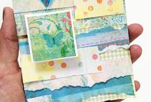 {papertricks&scrapbooking} / Papercrafting and scrapbook projects using Susan K Weckesser products.
