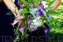 TENFOLD: Wedding Bouquets / Wedding bouquets by TENFOLD