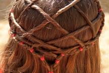 hair ideas / by Katie B