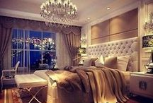 Bedrooms / Differerent designs of Bedrooms / by Cyndee Lehner