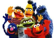 Sesame Street / Fun (and educational) Sesame Street themed activities for parents to do with their kids! Great ideas for Sesame Street themed birthday parties too!