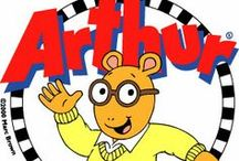 Arthur / Fun and educational Arthur themed activities for parents and kids to do together!