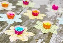 Kids Spring/Easter/Mother's Day / Spring and Easter DIY, crafts for kids.  / by hello, Wonderful | Creative Living With Kids